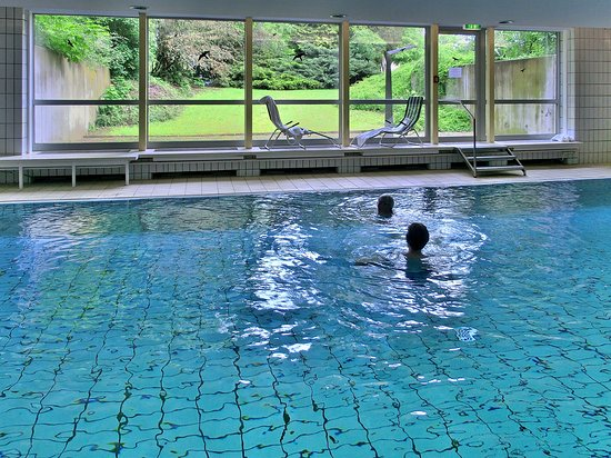 Bad Salzschlirf, Germany: Blick in den Indoor-Pool