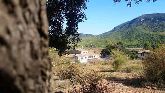 Vacarisses, España: UN PARAJE CON ENCANTO