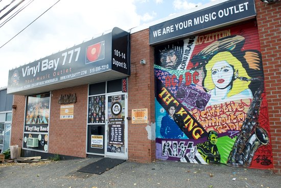 Plainview, NY: Best Record Store: Vinyl Bay 777 Your Music Outlet
