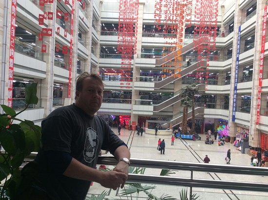 Shenyang, China: One of the atiums