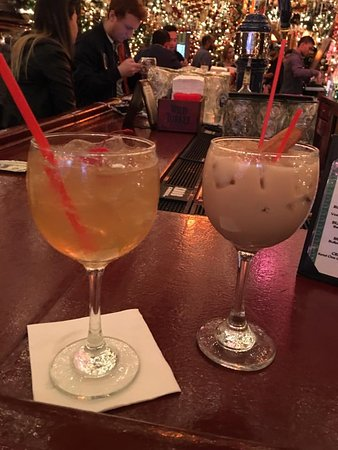 Drinks Picture Of Rolf 39 S Bar Restaurant New York City