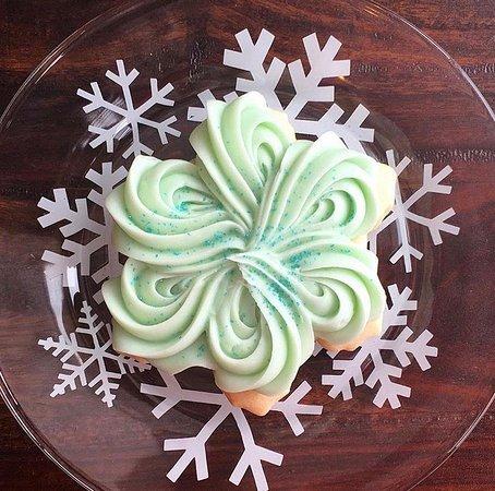American Fork, UT: Vanilla Snowflake