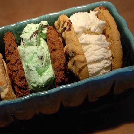 American Fork, ยูทาห์: Ice Cream Cookie Sandwich