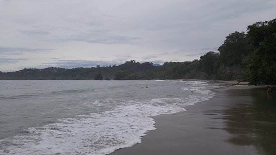 Manuel Antonio National Park, Costa Rica: The beach
