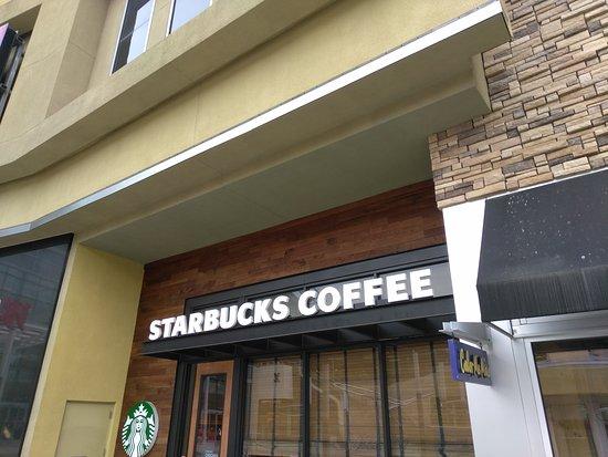 Roseville, Califórnia: Starbucks
