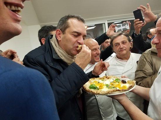 Naples 15: AVPN Associazione Verace Pizza Napoletana