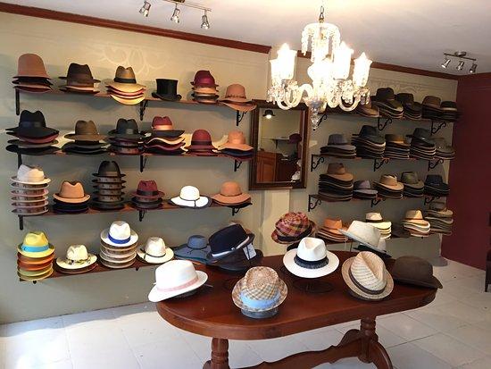 Bigalli Hats (Quito) - 2019 Qué saber antes de ir - Lo más comentado por la  gente - TripAdvisor 67ebef05129