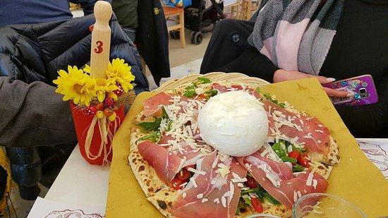 La Pizza al centro di Salerno!