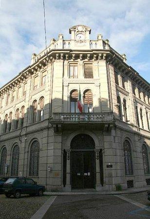 Voghera, İtalya: Ex Banca d'Italia 01