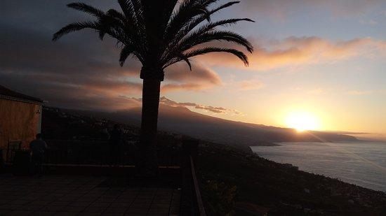 El Sauzal, España: Espectacular....!