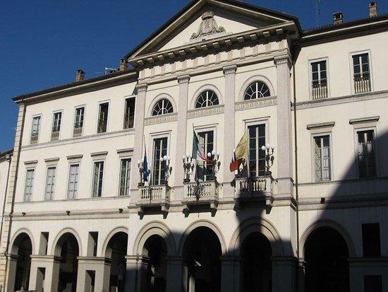 Voghera, İtalya: Palazzo comunale