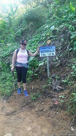 Quepos, Costa Rica: Caminata de 3 Km