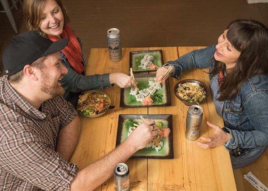 Government Camp, Oregon: Wabi Sabi Kitchen