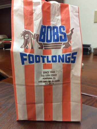 Fortuna, CA: Bob's Footlongs