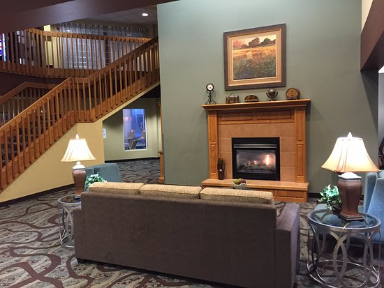 นิวตัน, ไอโอวา: Main Lobby
