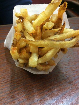 Fortuna, CA: Garlic fries