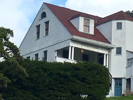 Point Arena, Kalifornien: Coast Guard House Historic Inn