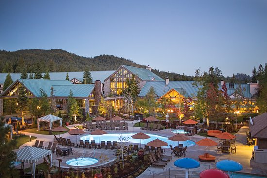 Tenaya lodge at yosemite updated 2018 prices resort for Fish camp ca lodging
