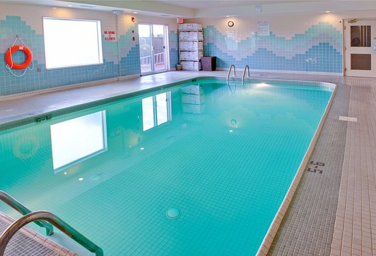 Sandman Hotel Saskatoon: Indoor Pool