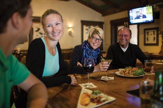 Fish Camp, Californie : Jackalopes Bar & Grill