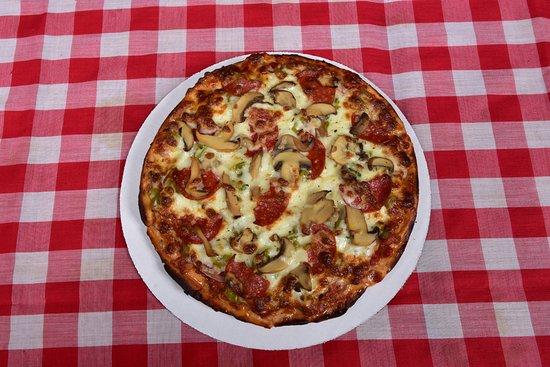 Bartlett, Tennessee: Around the World Pizza