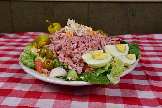 Bartlett, Tennessee: Chef Salad 