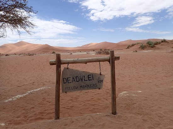 Namib-Naukluft Park, นามิเบีย: Deadvlei