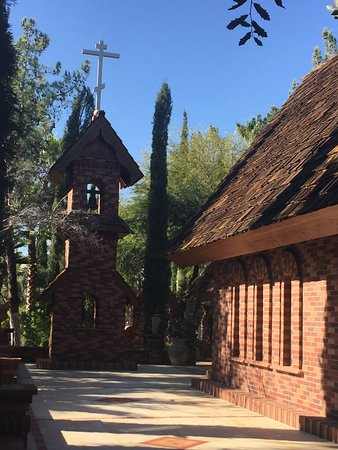 Florence, AZ: Amazing pictures from the monastery