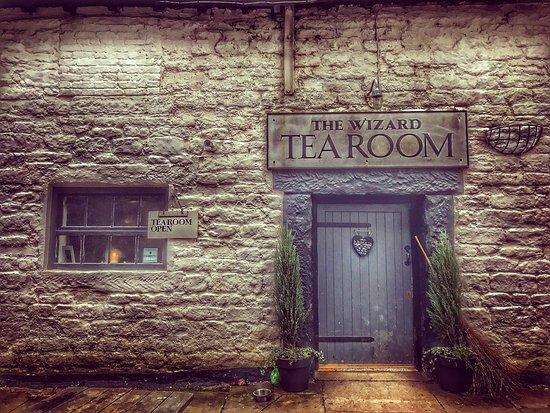 Alderley Edge, UK: The Wizard Tearoom