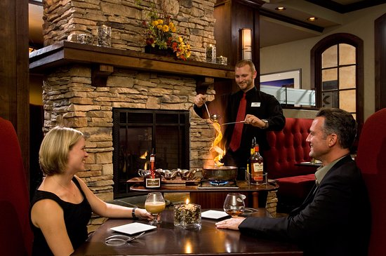 Fish Camp, CA: Embers - Upscale Dining