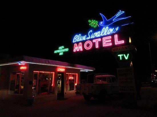 Tucumcari, NM: Lobby