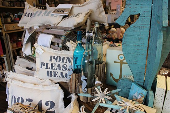 Deena's: When it comes to Beachy Gifts and Home Decor we've got you covered!