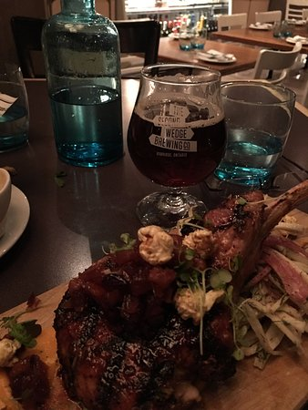 Urban Pantry: Nagano Pork Tomahawk & Second Wedge Spice Factory