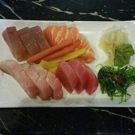 Brentwood, Kaliforniya: Sashimi Platter