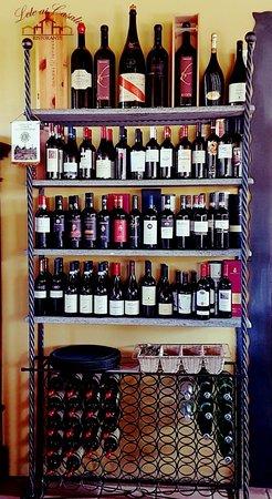 Fiano Romano, Italy: La nostra selezione di vini