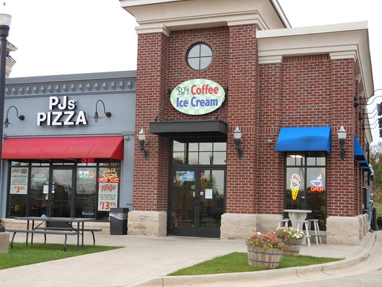 Kentwood, MI: PJ's Pizza, Coffee & Ice Cream