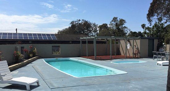 Eden, Australia: Pool Area