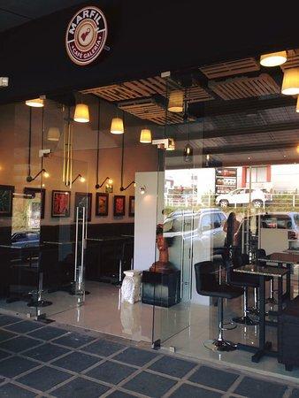Marfil Café Galeria