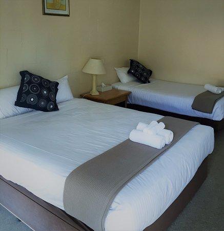 Eden, Австралия: Queen Twin Room