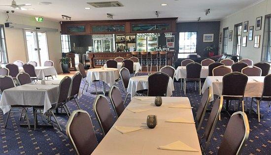 Eden, Австралия: Restaurant