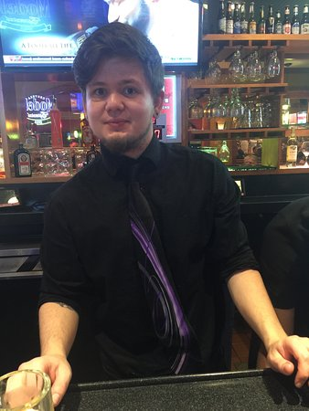Burleson, TX: Jesse, he's the young chap that provides exceptional service and libations to loyal patrons.  Th