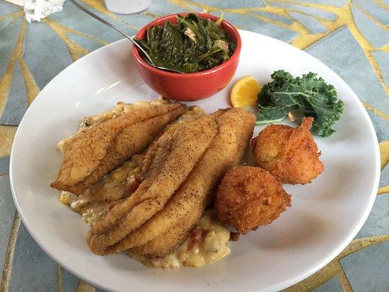 Okeechobee, فلوريدا: Catfish Whole Filets
