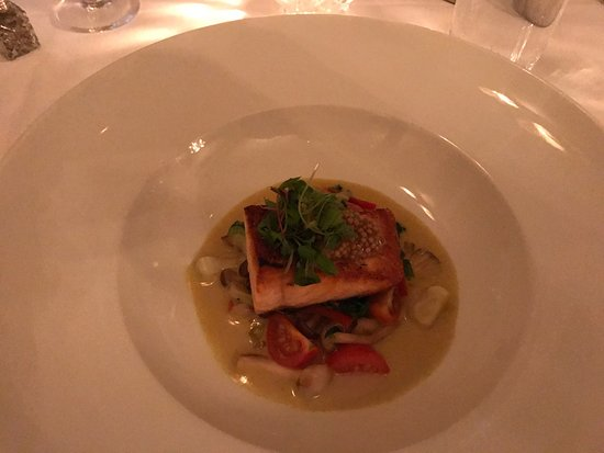Piermont, NY: Selections from the tasting menu.