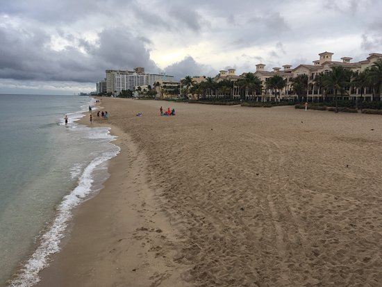 Anglins Fishing Pier: Ft Lauderdale by-the-sea