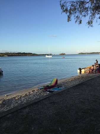 Noosaville, Αυστραλία: Perfect afternoon on Noosa river