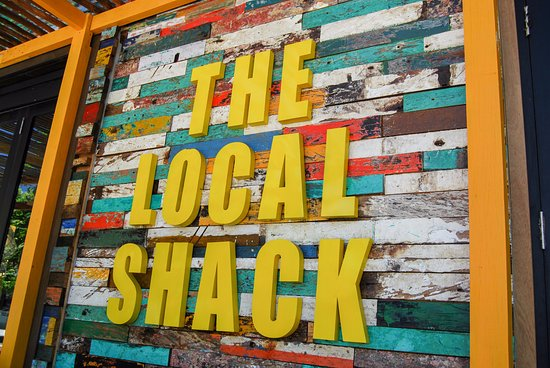 Joondalup, Australia: The Local Shack