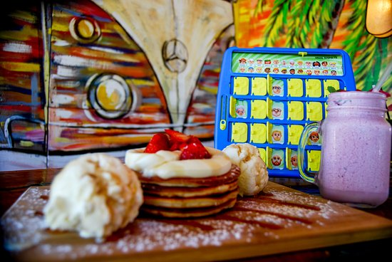 Joondalup, Australia: All day breakfast