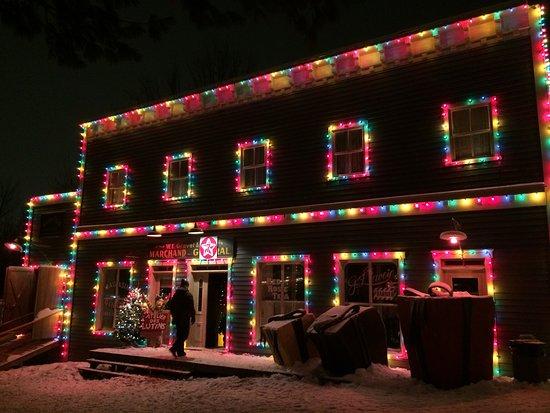 Drummondville, Canada: La maison des lutins