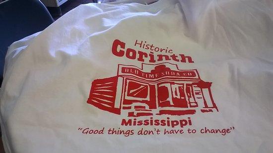 Corinth, MS: tshirt