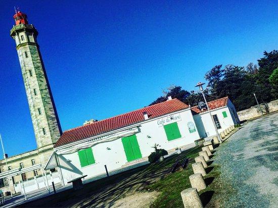 Saint Clement des Baleines, Francia: Visite en plein hiver donc hélas tout était fermé, mais juste pour la beauté des yeux ! Plus qu'